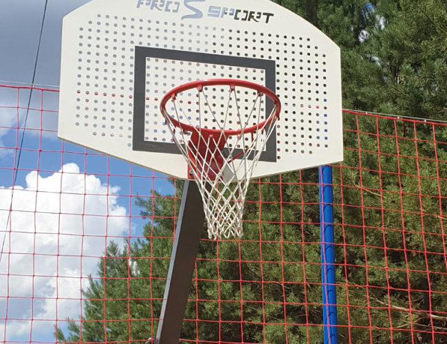 Баскетбольний щит українського виробництва на замовлення