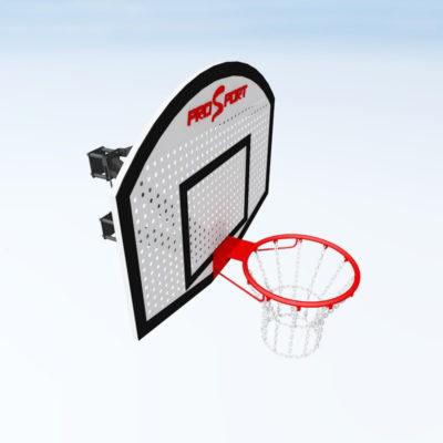 Баскетбольний тренувальний щит українського виробництва на замовлення