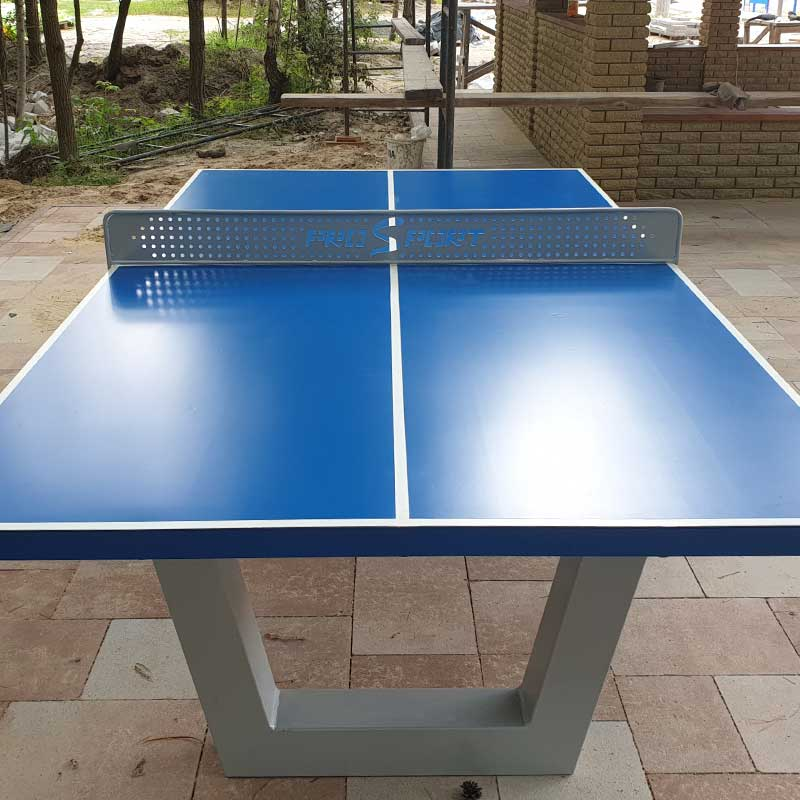 Замовляйте у виробника тенісний стіл для відкритих ігрових майданчиків
